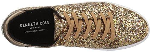Kenneth Cole New York Des Femmes De Dentelle Kam Techni-up Bronze Cole Baskets Mode Paillettes