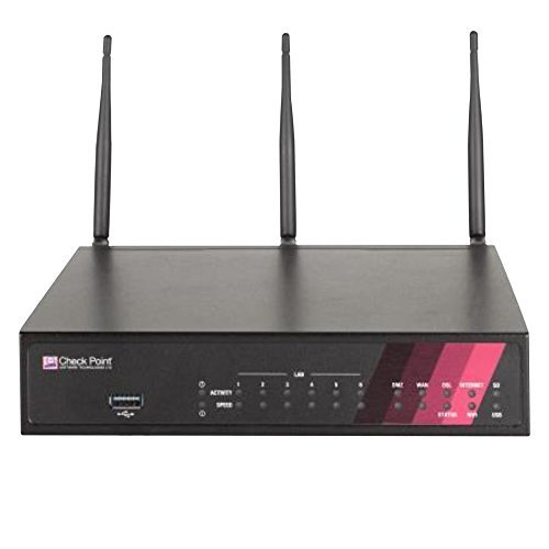 Check Point 1430 Security Appliance with Threat Prevention Security Suite, ()