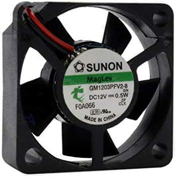 Sunon - Ventilador 30 mm 30 x 30 x 10 GM1203PFV2-8 12 V DC 0,04 A ...