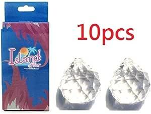 Islandoffer 50mm Feng Shui Crystal Ball Prisms (10)