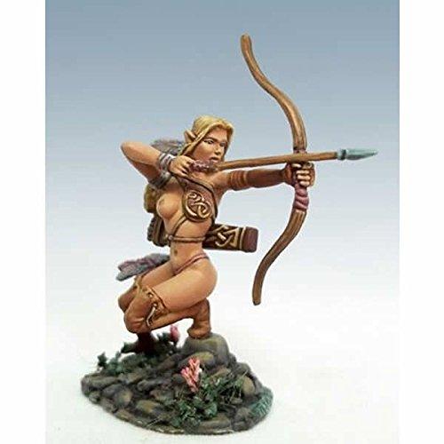 Female Archer The Signal Dark Sword Miniatures
