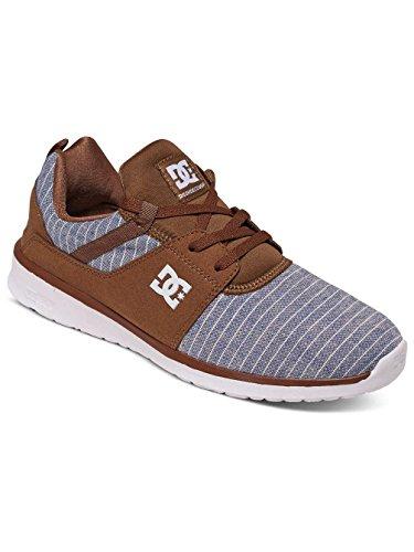 DC Shoes - Zapatillas para hombre Bleu - Navy/Dk Chocolate