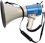 BSN Sports 800 Yard Range Voice Recording Megaphone