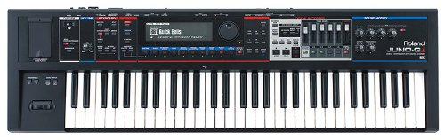 Roland Mobile Synthesizer with Digital Recorder JUNO-Gi   B004298PO8