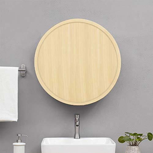 C&L Chun Li Bathroom Mirror with Storage feng Shui Decorative Mirror Wall -