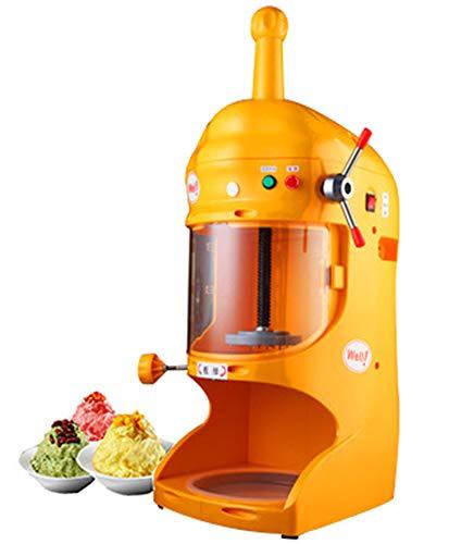 CGOLDENWALL Máquina de hielo para máquina de copos de nieve ...