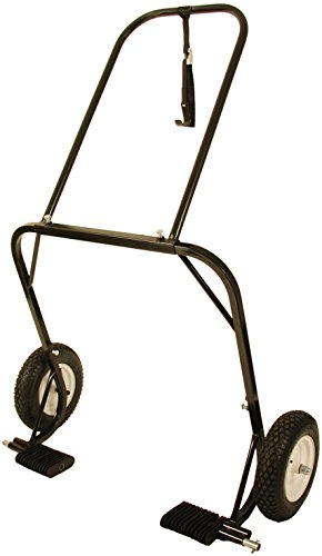 Raider 710-205 Heavy-Duty Snowmobile Shop Dolly - 550 Pound Limit