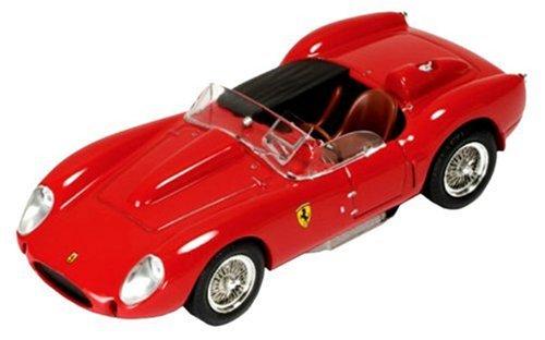 Ixo Models 1/43 Scale Diecast FER045 - 1958 Ferrari 250 Testa Rossa - Red
