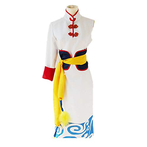 Gintama Future Gods Cheongsam COS Clothing