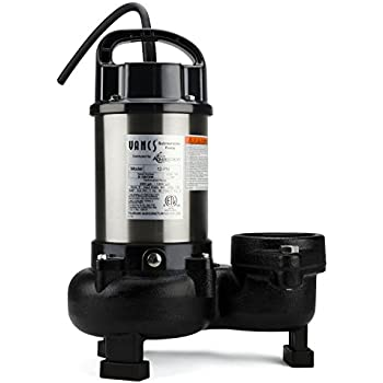 Amazon com : Aquascape Tsurumi 3PL Submersible Pump for Ponds