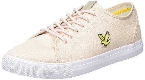 & Lyle Scott Herren Rose Sneaker Twill Teviot (vieux Rose)