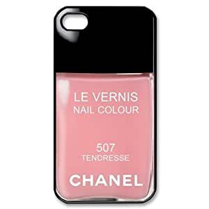 Custom Your Own Personalised Nail Polish Iphone 4/4S Best Durable Hard Cover Case by runtopwell