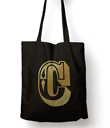Tote Bag Age C Rose Letter Gift Personalised Alphabet Shopping HAwXqO