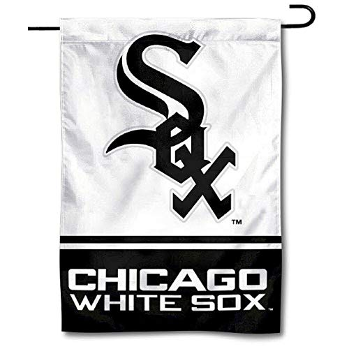 WinCraft Chicago White Sox Double Sided Garden Flag ()