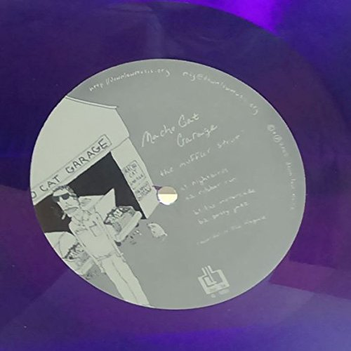 (Macho Cat Garage - The Muffler Strut - Down Low Music - dL-005)