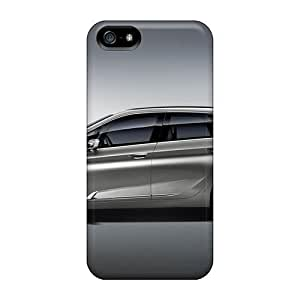 Snap-on Case Designed For Iphone 5/5s- Bmw Active Tourer Concept Auto Luxury