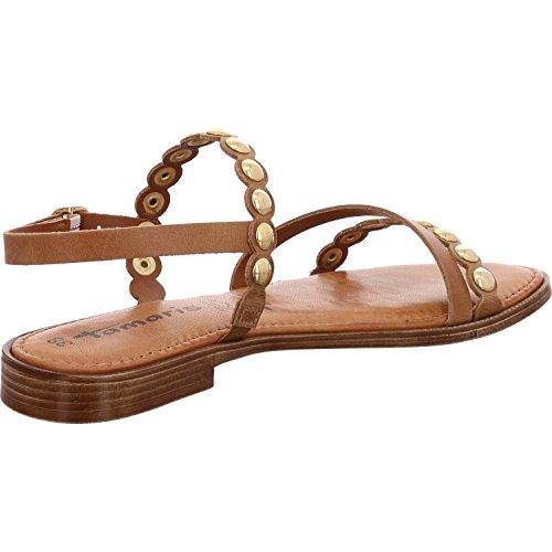 Tamaris Tamaris Fashion Sandals Brown Women's Brown Women's Tamaris Women's Tamaris Brown Fashion Women's Sandals Sandals Fashion tBBgwqPf