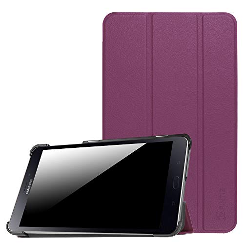 Fintie Slim Shell Case for Samsung Galaxy Note Pro 12.2 & Tab Pro 12.2 - Slim Fit Lightweight Stand for NotePRO (SM-P900) & TabPRO (SM-T900/T905) 12.2-inch Tablet Auto Sleep/Wake, Purple