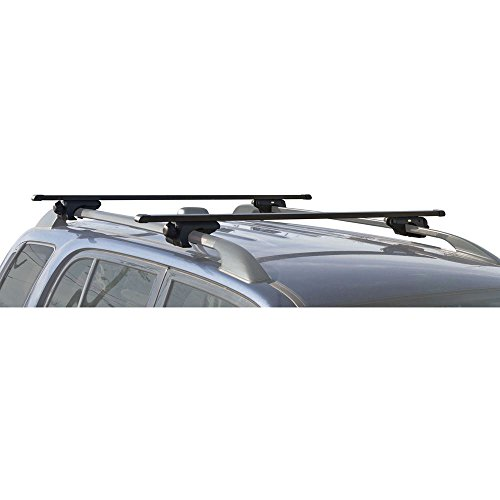 (Apex RB-1006-49 Universal Side Rail Mounted Roof Bar)