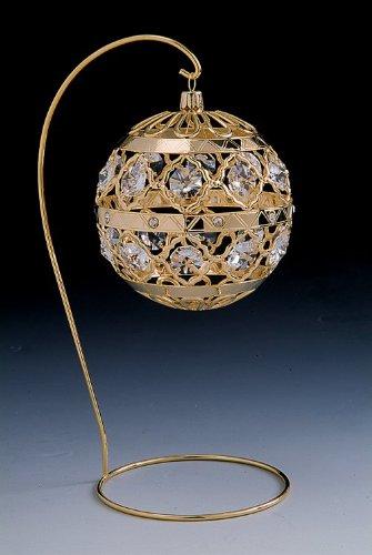 ent Swarovski Crystals 24k Gold Plated (24k Gold Swarovski Crystal)