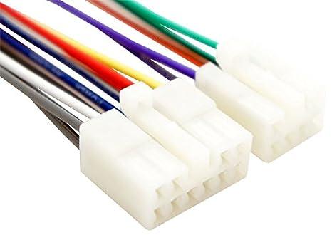 amazon com compatible with scion tc??í 2005 2015 factory radio oem  2005 scion tc wiring harness #15