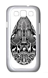 Fabulous and Novel Painting Case Fits Samsung Galaxy S3 I9300 Covered With Unique Painting-02
