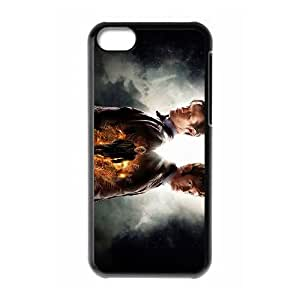 Doctor Who iPhone 5c Cell Phone Case Black Phone cover W9324430