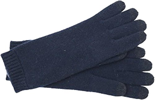 - UGG Women's Luxe Smart Gloves Navy One Size