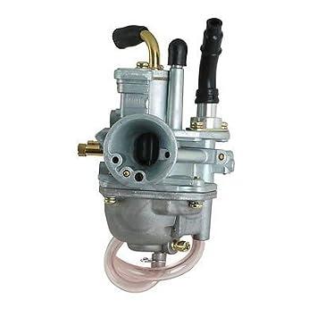 41y5 MLWYeL._SY355_ amazon com carburetor for polaris predator 90 manual choke 90cc