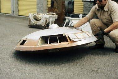 Perdido en el espacio Jupiter 2 nave espacial Modelo 8 x 12 ...