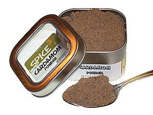 Cardamom Powder Tin -