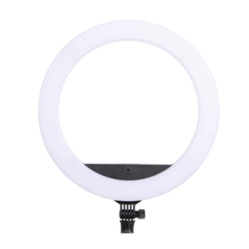 Mariny- LED撮影光を充填13インチセルフタイマーは、美容美容リングの写真を撮影するホームライティングホーム照明   B07L2K6WG5