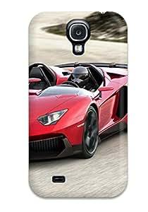 Special ZippyDoritEduard Skin Case Cover For Galaxy S4, Popular Lamborghini Aventador J 4 Phone Case