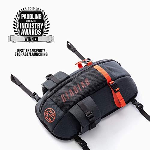 Gearlab Deck Pod - Deck Bag, Paddling Magazine Award Winner 2019, Paddle Float, Bilge Pump