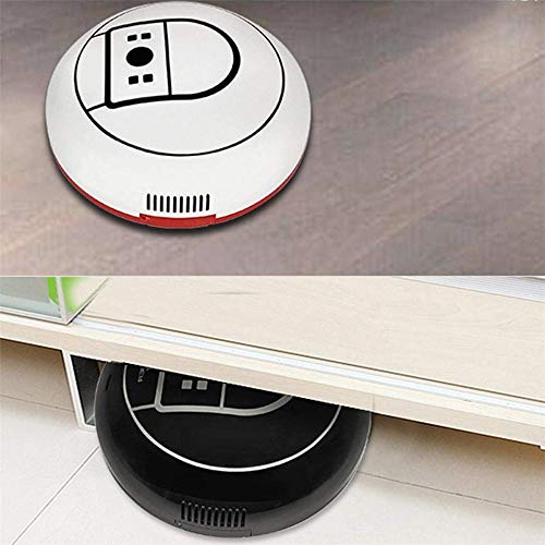 Weite Slim Robot Cleaner, with Low Cleaner for Home Floor Tile Carpet