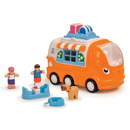WOW Casey Camper Van - Holiday & Adventure (8 Piece Set)