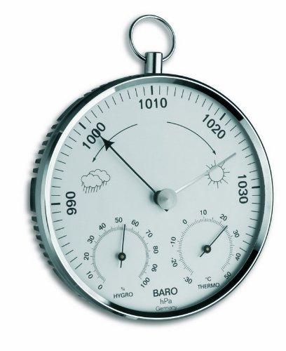 7 opinioni per TFA 20.3006.42 Baro-termoigrometro