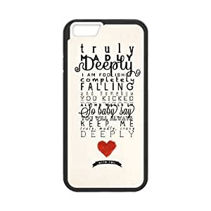 """One Direction Little Things Case for Iphone6 Plus 5.5"""",diy One Direction Little Things case"""