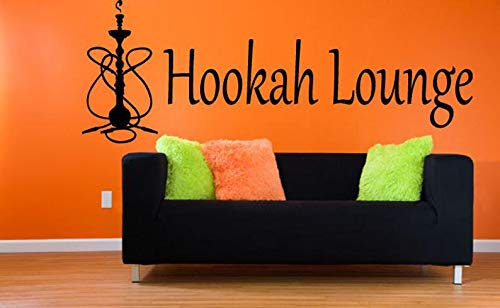 Chill Flavors - BYRON HOYLE Wall Decal Sticker Bedroom Hookah Lounge Hookah House chill Smoke Flavor 222b