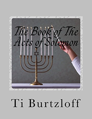 The Book of The Acts of Solomon