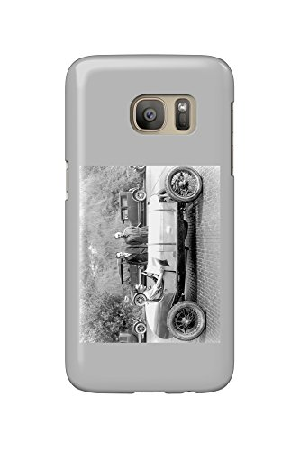 Racecar in Seattle Photograph (Galaxy S7 Cell Phone Case, Slim Barely There) (Photograph Ken)