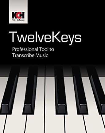twelvekeys music transcription