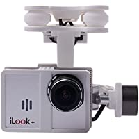 Dreamfly Walkera G-2d 2 Axis Brushless Gimbal for Ilook/ Gopro Hero 3 3+ / Sony Cam Te066 (2 Axis) (2 Axis)