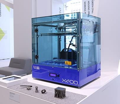 Impresora 3d X400 Pro V3 + 1 bobina carbon20: Amazon.es ...