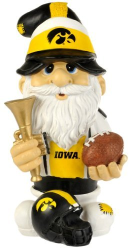 NCAA Second String Thematic Garden Gnome by Forever Collectibles B0153XAK2Q