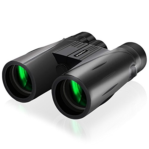 Idealhouse Compact HD Professional High-Powered 8X42 Binoculars for Adults, BAK4 Prism FMC Lens With Carrying Bag And Strap for Bird Watching, Travelling, Concerts, and Outdoor Activities