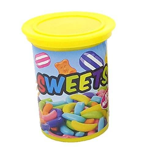 Binory Spoof Funny Scare Small Sweet Candy Box Toy,Scary Prank Toys Funny Halloween April Fools Day Party Game Birthday Gift for Kids Adults