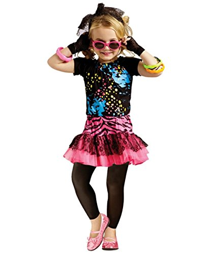 80s P (Rock And Pop Fancy Dress Costumes)