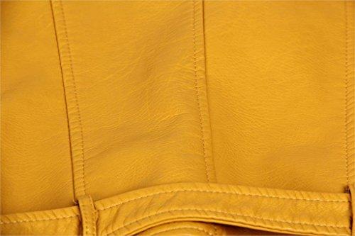 Lea-Marie - Blouson - Femme jaune jaune
