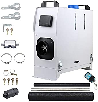 Schildeng All In One 12v 8kw Diesel Luftheizung Auto Standheizung Klimaanlage Maschine Fernbedienung Lcd Display Für Wohnmobil Auto Lkw Boot Pkw Kfz Auto
